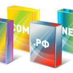 Какие бывают домены?