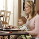 Интернет для молодой мамы.