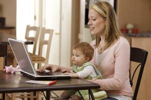Интернет для молодой мамы